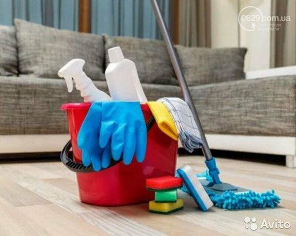 Клининг , уборка квартир ,домов , генеральная уборка ,после ремонта