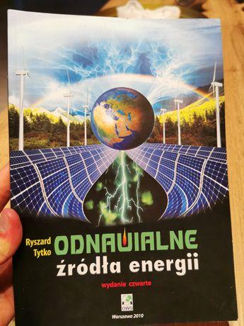 Odnawialne źródła energii Ryszard Tytko
