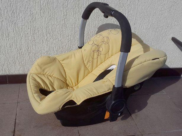 Fotelik samochodowy nosidełko Hauk 0-13 kg