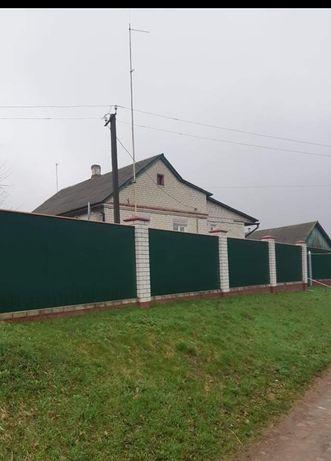 Кирпичный теплый дом в селе Кувечичи
