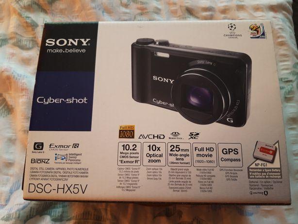 Aparat Sony cyber-shot HD  DSC-HX5V