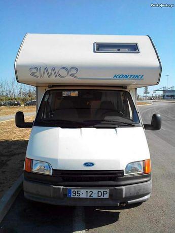 Ford  transit Rimor
