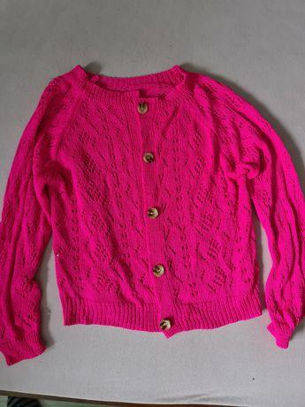 Sweterek damski z guzikami