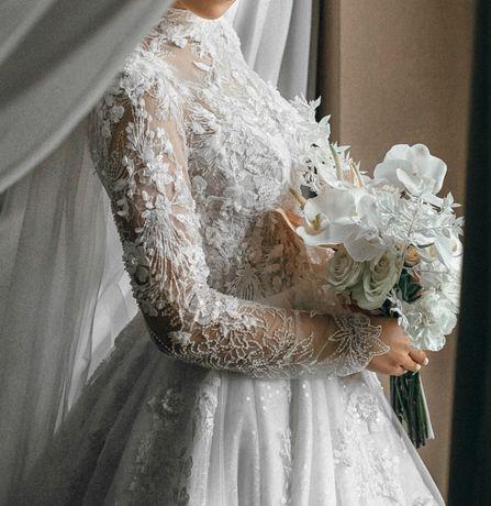 Весільна сукня Crystal(плаття)