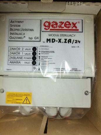 Gazex moduł sterujący
