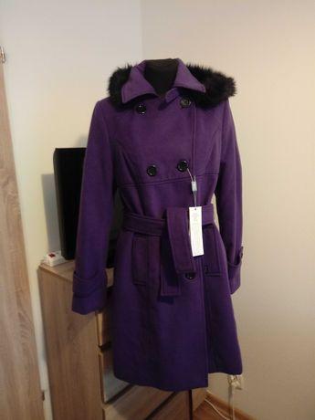 Nowy płaszczyk płaszcz damski kolekcja zimowa