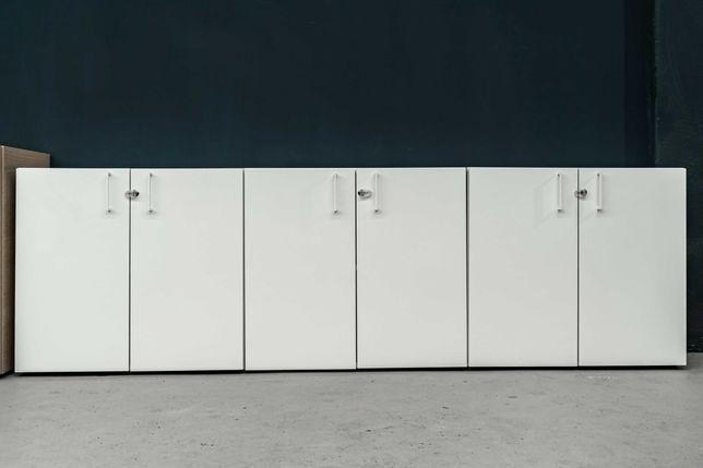 Armário portas de abrir branco