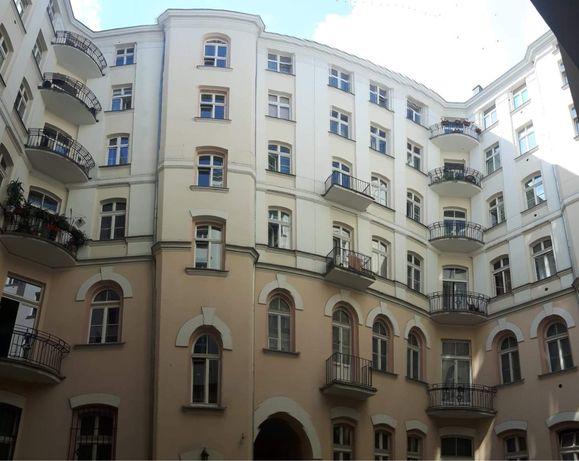 Mieszkanie w kamienicy, 123 m2, 4 pokoje, Warszawa sródmiescie, Aleje