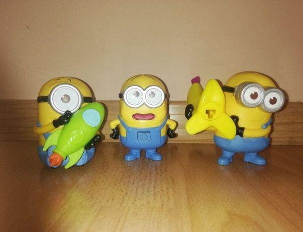 Minionki zabawki