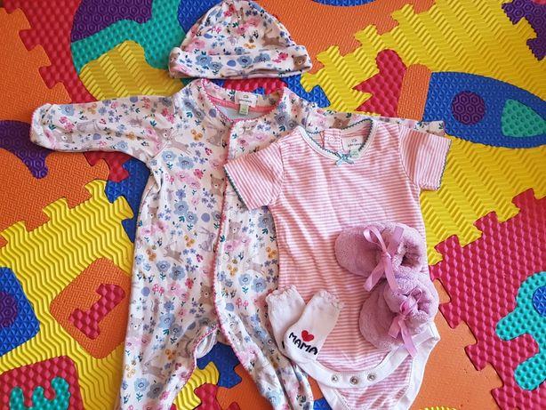 Кружевная юбка и детские вещи