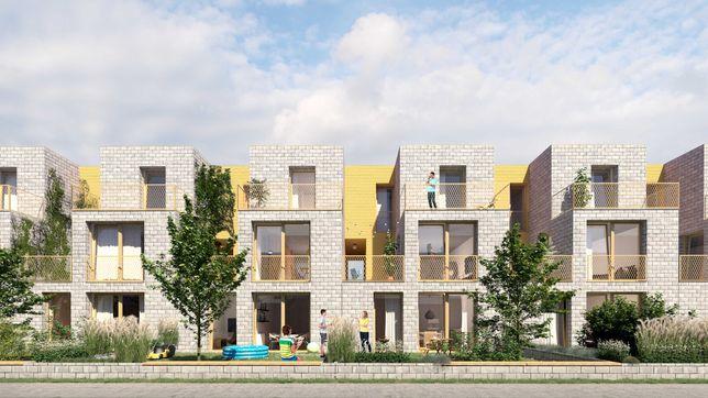 Nowe Osiedle BOLKO / Nowe Mieszkanie BEZCZYNSZOWE / TARAS + OGRÓDEK