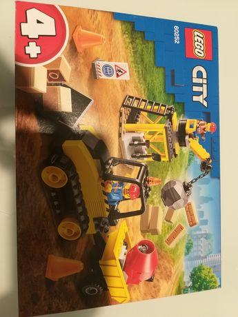 Klocki Lego City 4+