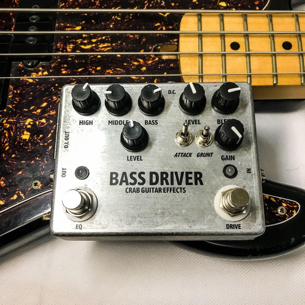 Продам Bass Driver DI, Bass Distortion, Bass Overdrive, Tech21 VT Bass