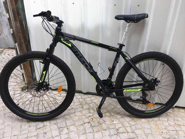 Bicicleta BTT Stucchi tamanho M rodas 26 como nova
