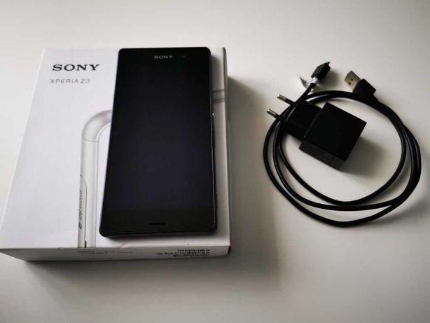 Sony Xperia Z3 kolor czarny