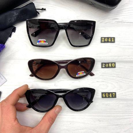 Солнцезащитные очки женские Шанель 2021