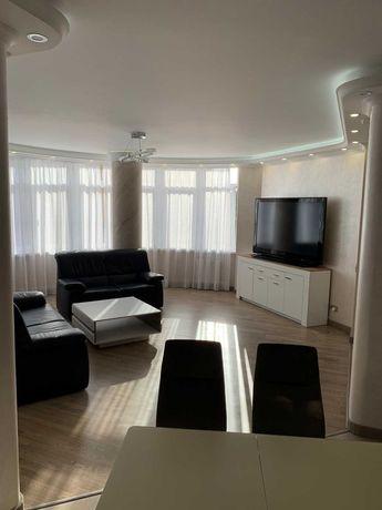 Аренда квартиры, Полтавская 10, 4 х комнатной  новая от собственника