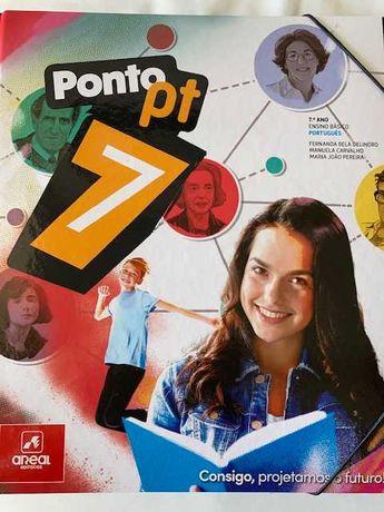 Ponto pt 7, Português 7º ano - Dossiê do professor