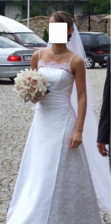 Suknia slubna, Belcanto rozmiar 36 !!!OKAZJA!!! sukienka
