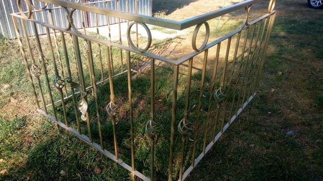 Bramka ochronna do kominka 73cm wys płotek na zamówienie