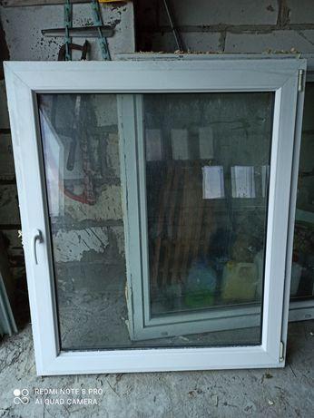 Okno uchylne 119x139cm