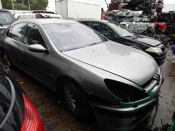 Peugeot 607 2.2 2001r Tylko na części!