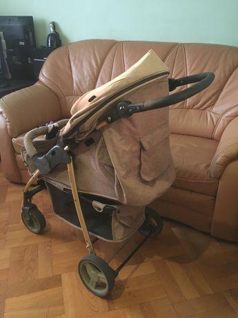Дитяча коляска 4BABI на деталі