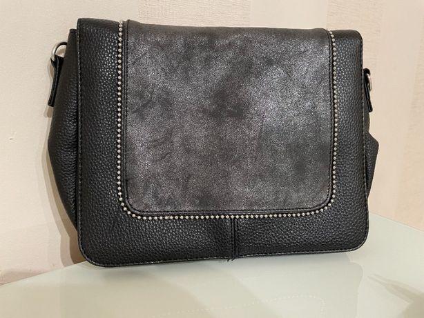 ТОП! Як нова! Жіноча сумочка, шкіряна сумка, женская сумка