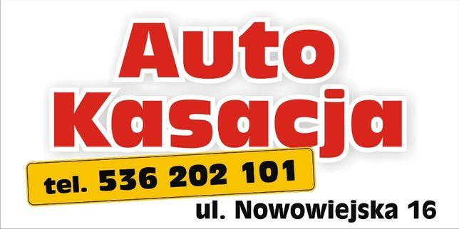 Złomowanie aut, kasacja pojazdów, skup aut, auto kasacja Nowa Ruda