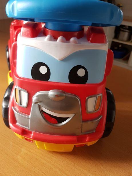 Samochód Mega Bloks