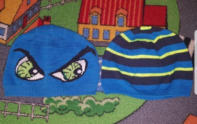 2-pak czapka jesień-wiosna Cool Club Smyk 98cm rozmiar 52