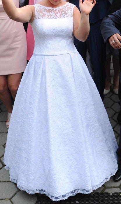 Sprzedam suknię ślubną Krosno Odrzańskie - image 1