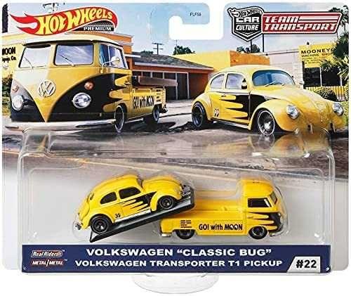 Hot wheels Team Transport Volkswagen Transporter T1 Pickup, Volkswagen