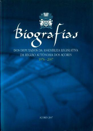 Biografias dos deputados da Assembleia dos Açores 1976 a 2007