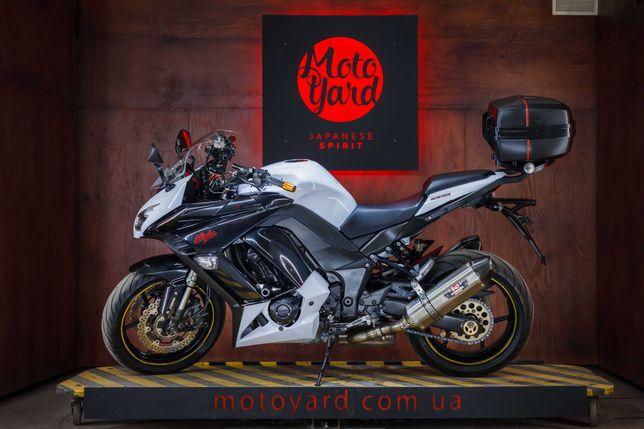 Продам Kawasaki Z1000SX ABS из Японии