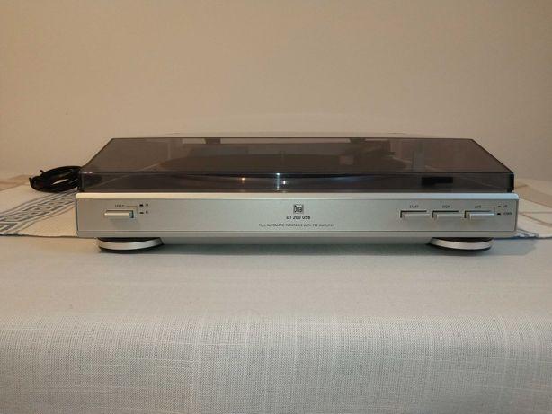 Dual DT-200 gramofon