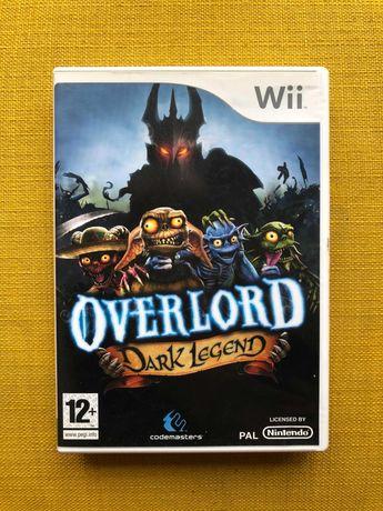 Gra Overlord Dark Legend na Nintendo Wii