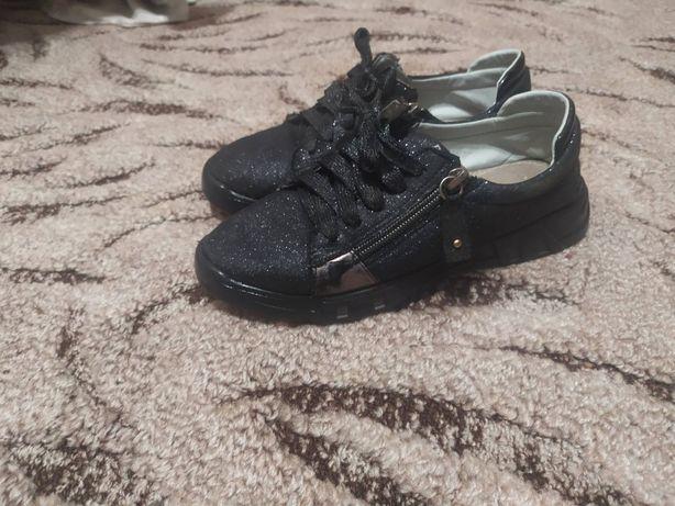 Туфли ботиночки для девочки р 34-35 - 21 см