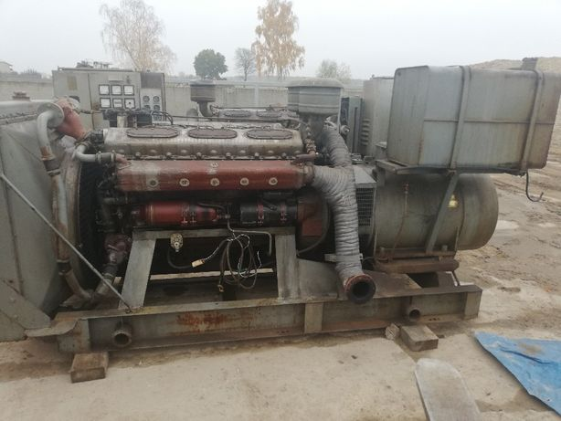 Agregat prądotwórczy 200kW