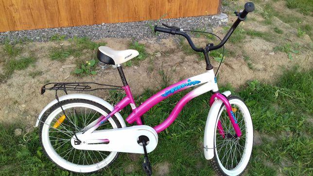 Rower 20 dla dziecka.