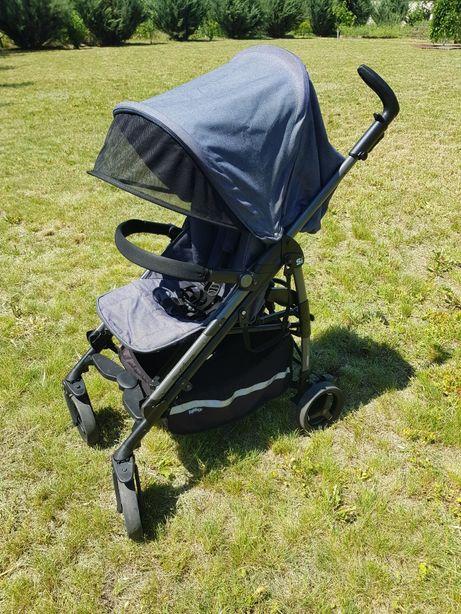 Прогулочная коляска PEG-PEREGO Si Completo (Blue Denim)