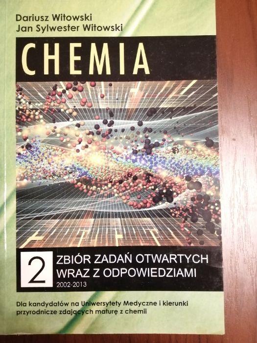 Chemia. Zbiór zadań otwartych 2. Witowscy. Błonie - image 1