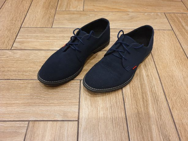 Pantofle dla chłopca rozmiar 35