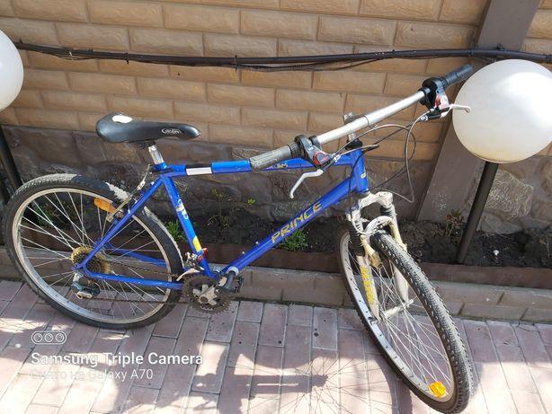 Горный велосипед CUBER из Германии