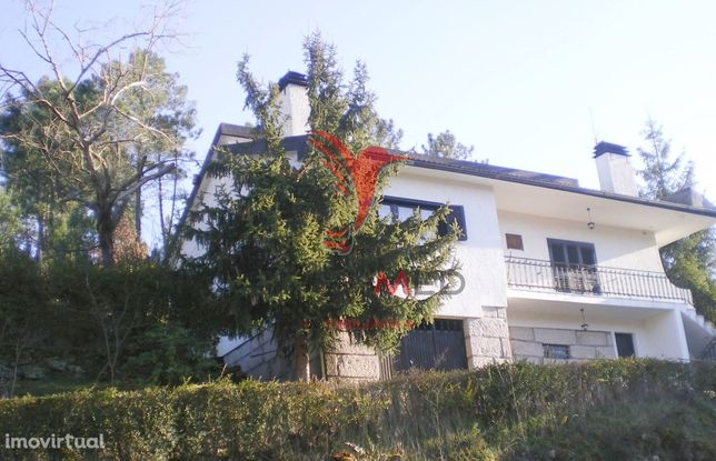 Moradia c/ garagem e terreno a 15 kms Vila Real
