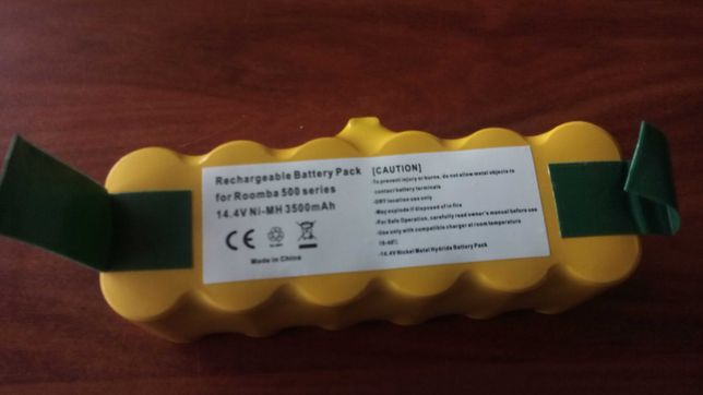 Bateria Recarregável para ROOMBA 500 Series