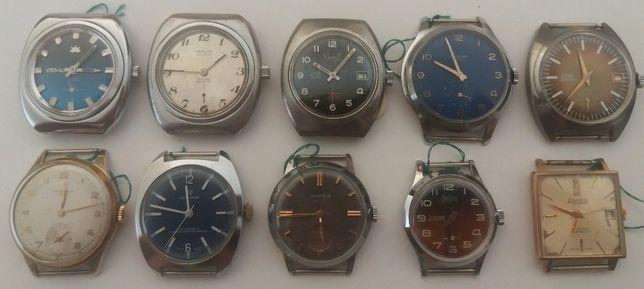 Relógios antigos de pulso Zoty*Mayo*Maper*Vesal*Amer*Hudson*Parsine