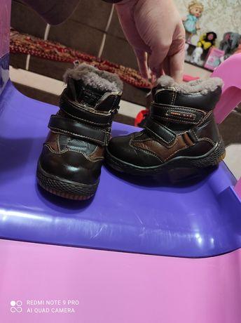 Сапожки сапошки ботинки зимнии