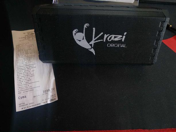 Портативная акустика Krazi Orca KZBS-002