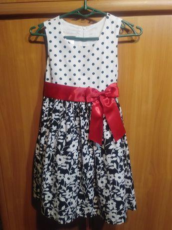 Платье нарядное, под стиляг